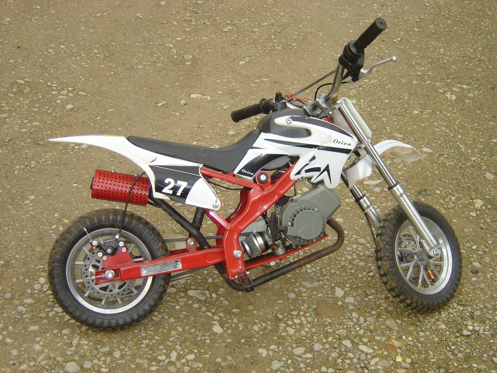 Orion 50 mini moto 50 RHS Motor Cycle Pit bike Breaking for spare parts