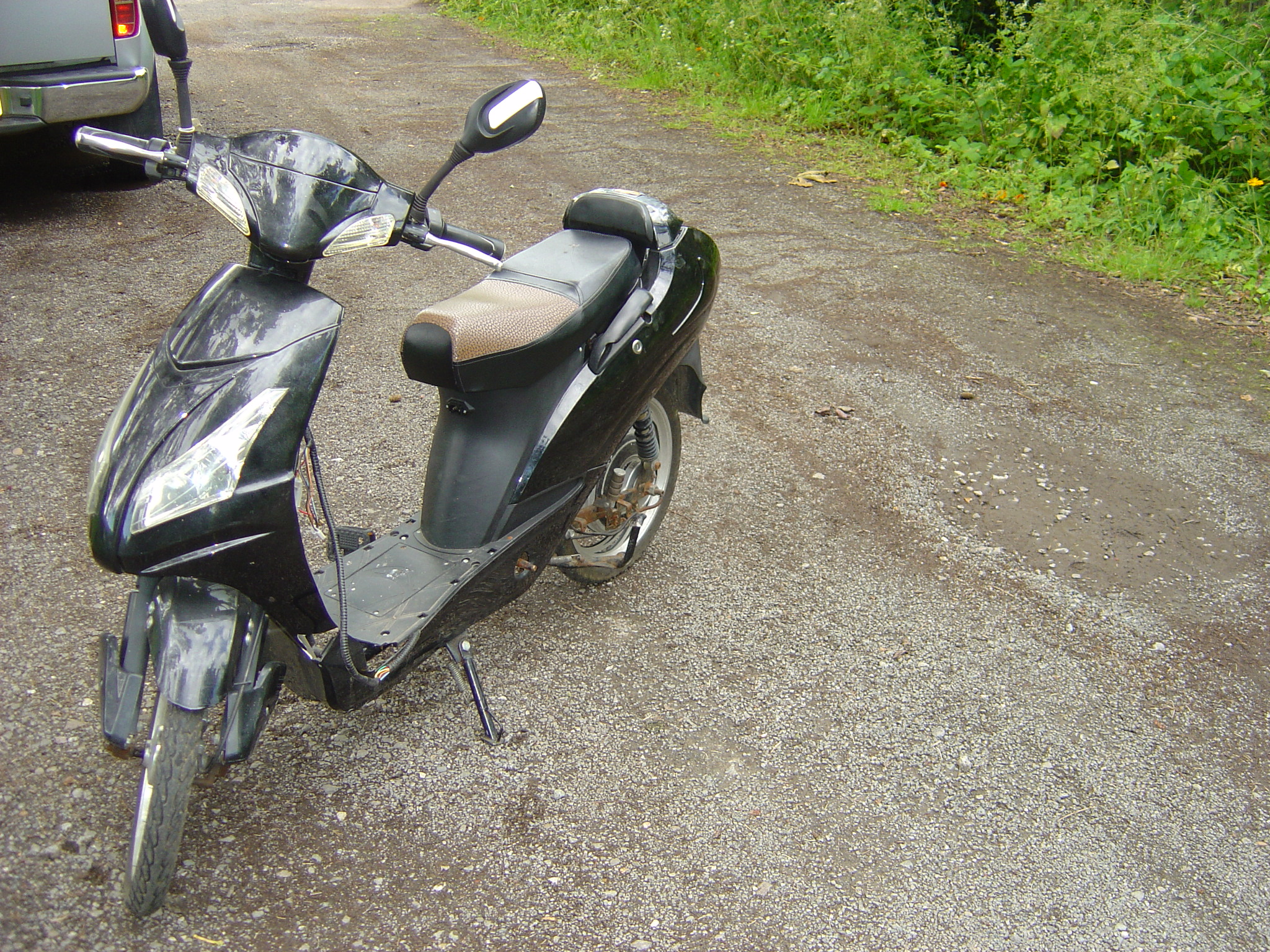 Scooters Breaking for spares including Aprilia SR50 50cc ...