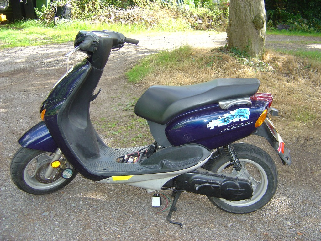 MBK50 LHS Motor Cycle Scooter Breaking for spare parts