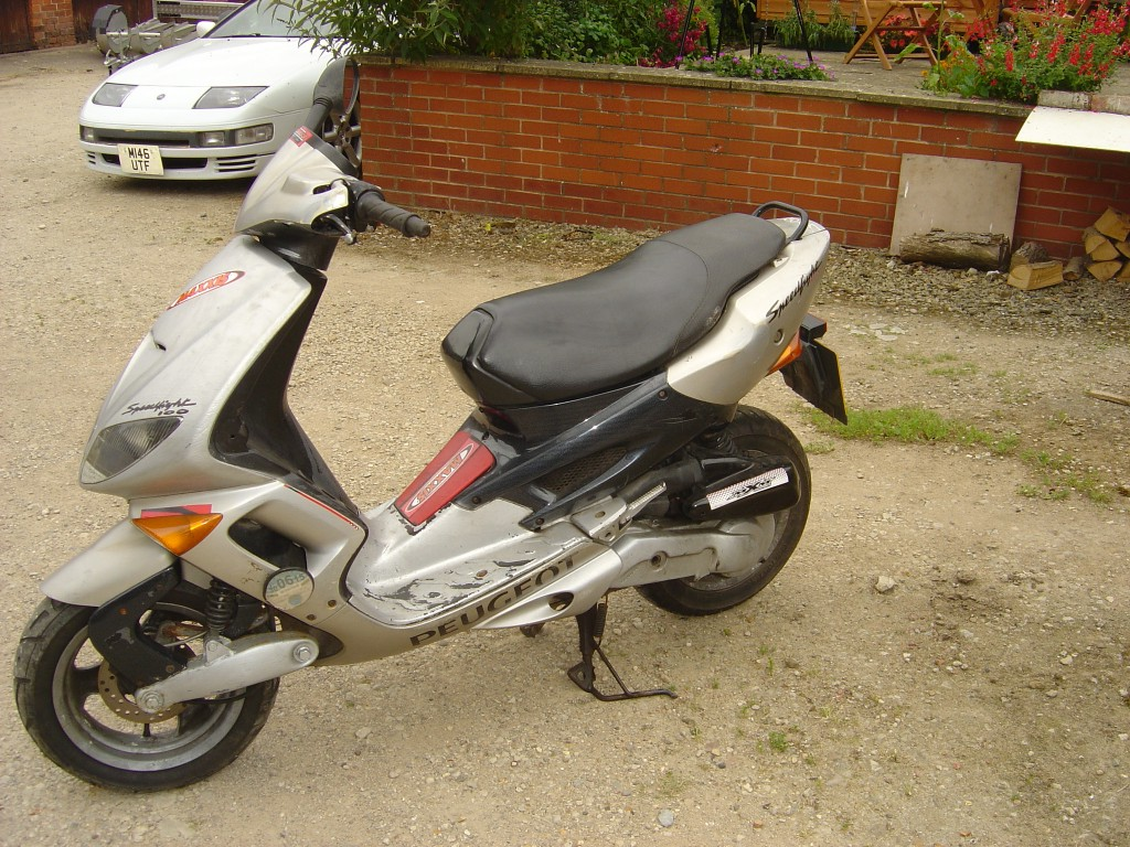 Peugeot 100 Speedfighter LHS Motor Cycle Scooter Breaking for spare parts