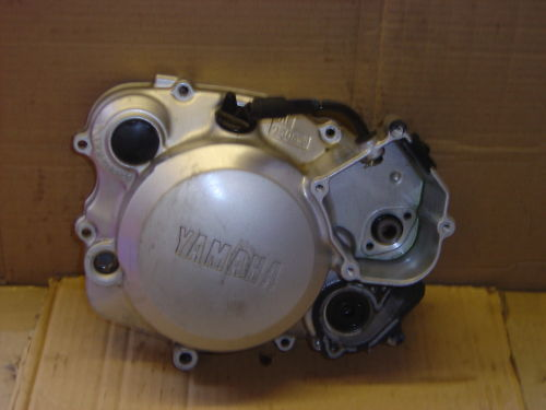Yamaha DTR 125 Engine casing 2006 model RHS also selling Engine Spare Parts Motor Cycle Breaking