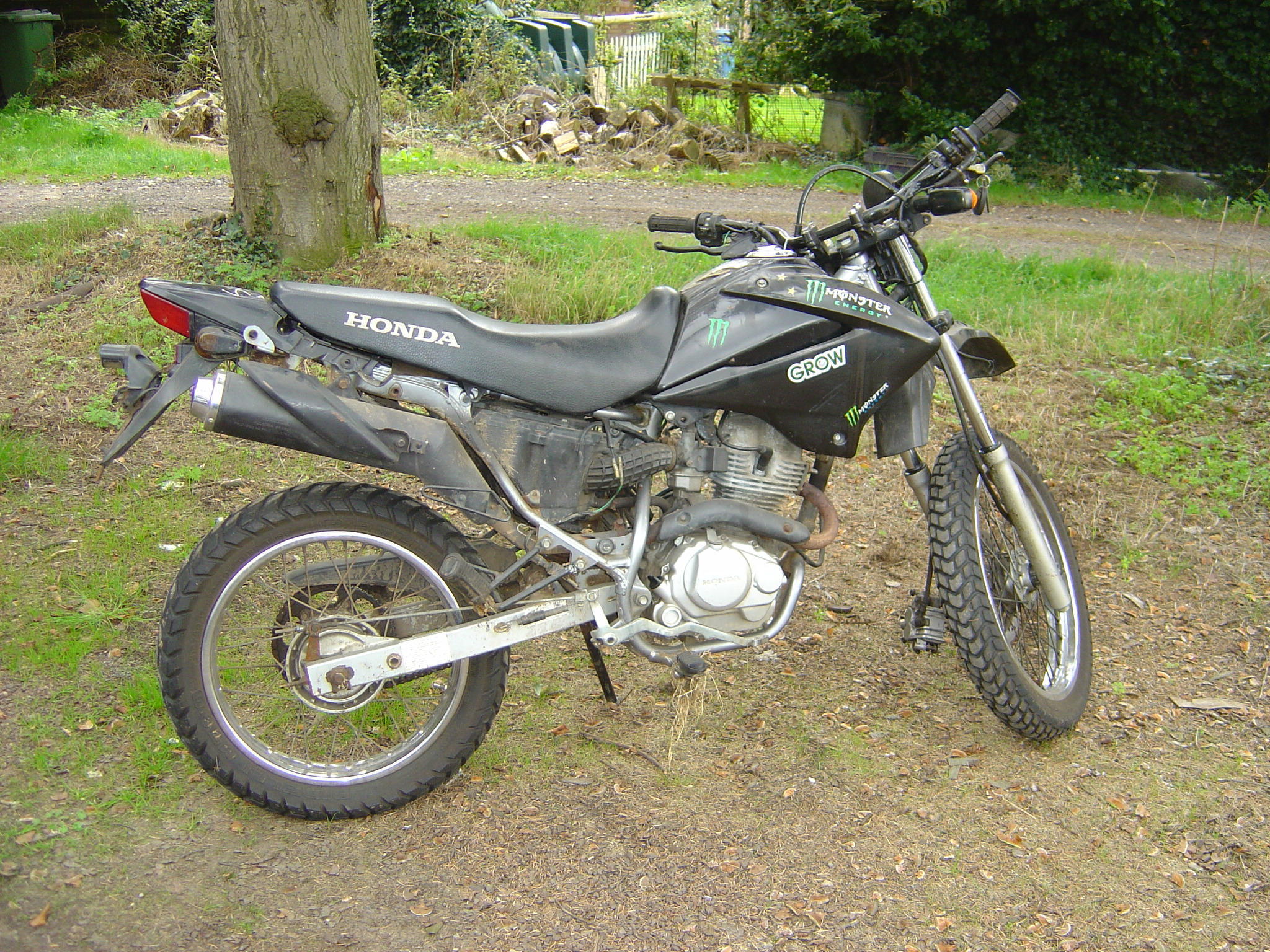 Honda XR125 Spare Parts | www.motor-bike-breakers.co.uk