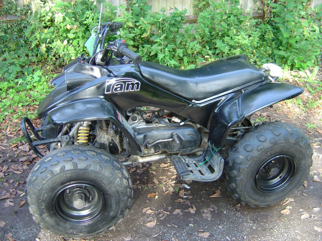 Quadzilla Ram 100 Quadbike LHS Motor Cycle Quad Bike Breaking for spare parts