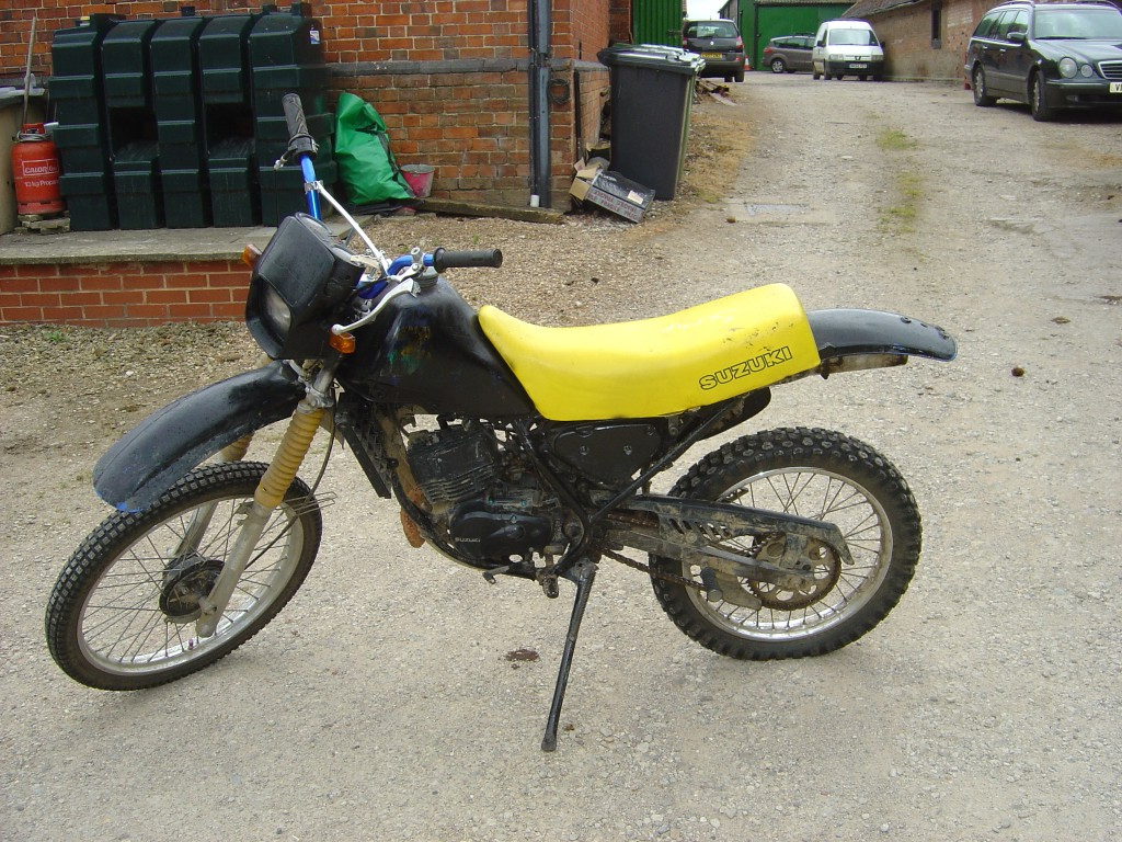 Suzuki Bandit Parts Uk